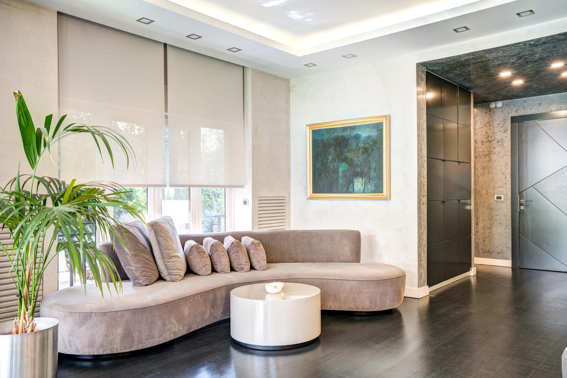 Çamlıca Villa Tasarım Projesi