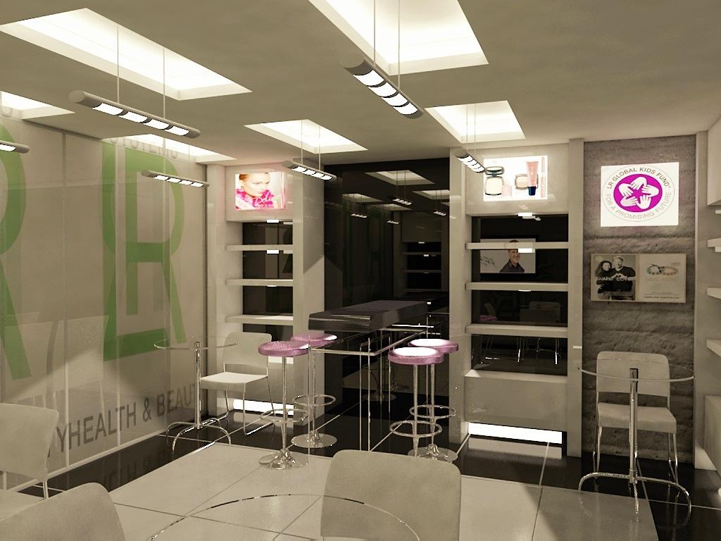 LR Kozmetik Showroom