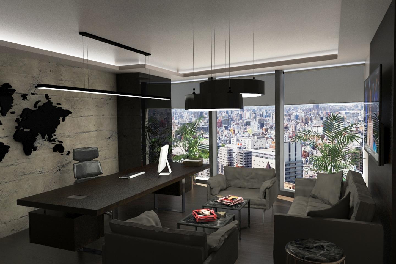 Moi Ofis Tasarımı