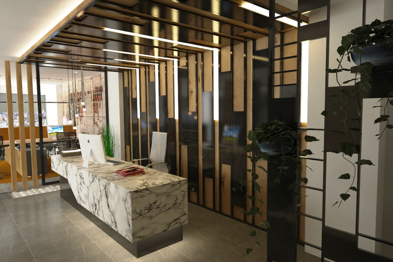 Bakırköy Ofis Tasarım